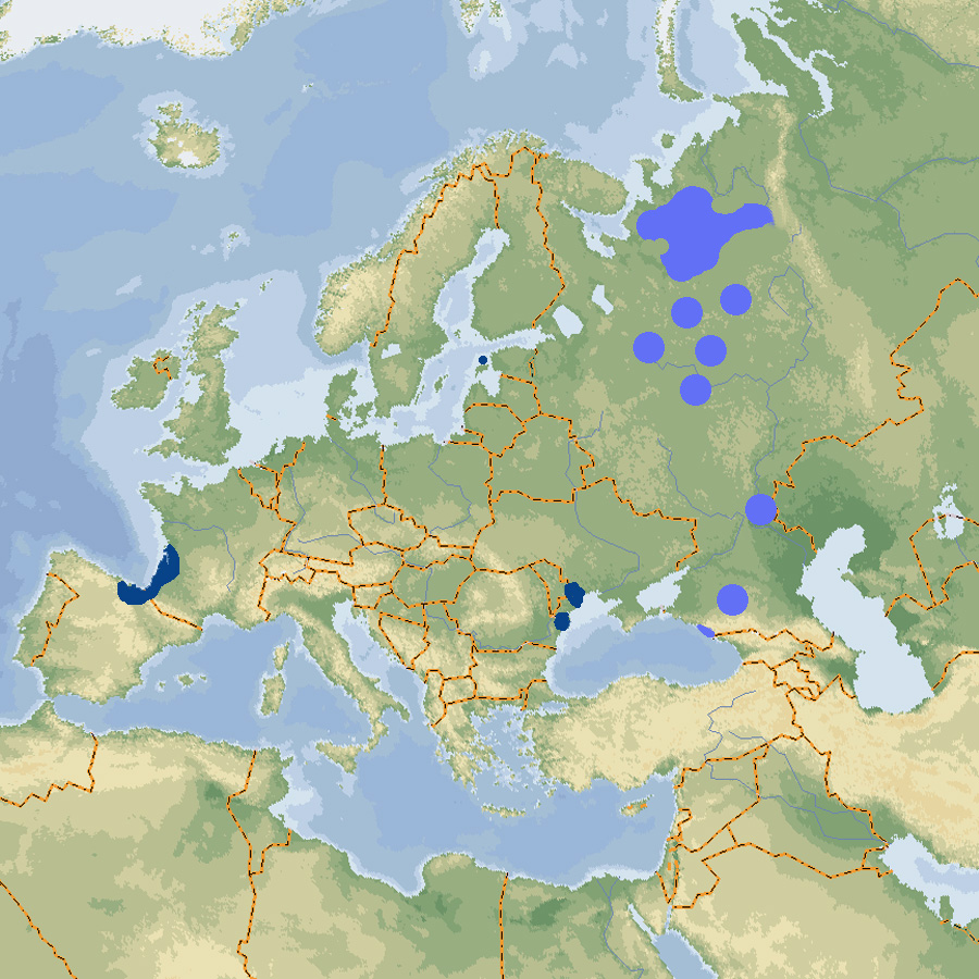 112 004 007 006 mustela lutreola map