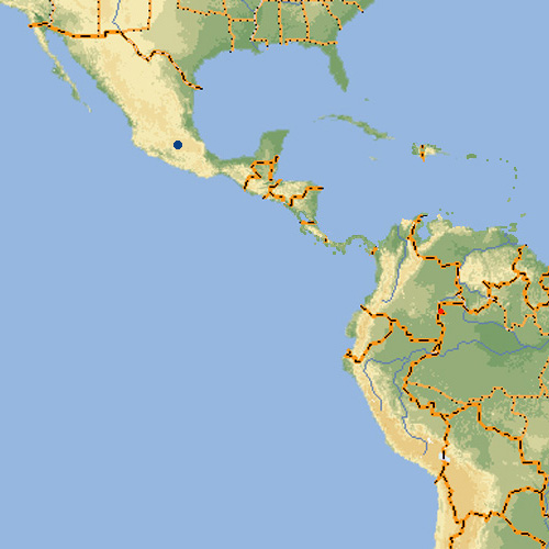 402 001 001 017 ambystoma mexicanum map